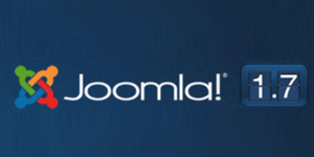 Joomla erscheint in Version 1.7
