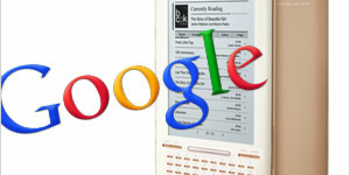 Erfolg von Googles erstem E-Reader ist umstritten