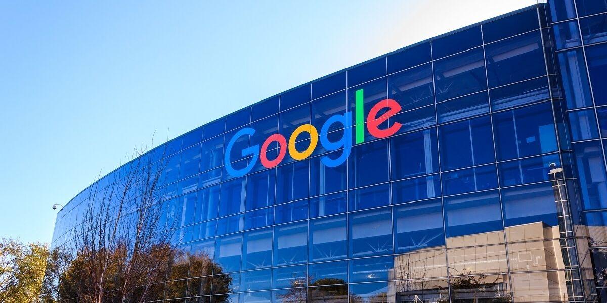 Google Headquarter in Mountain View, Kalifornien