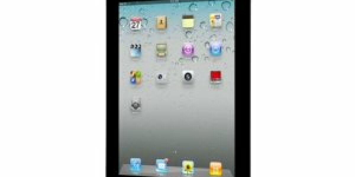 Shoppen auf dem iPad