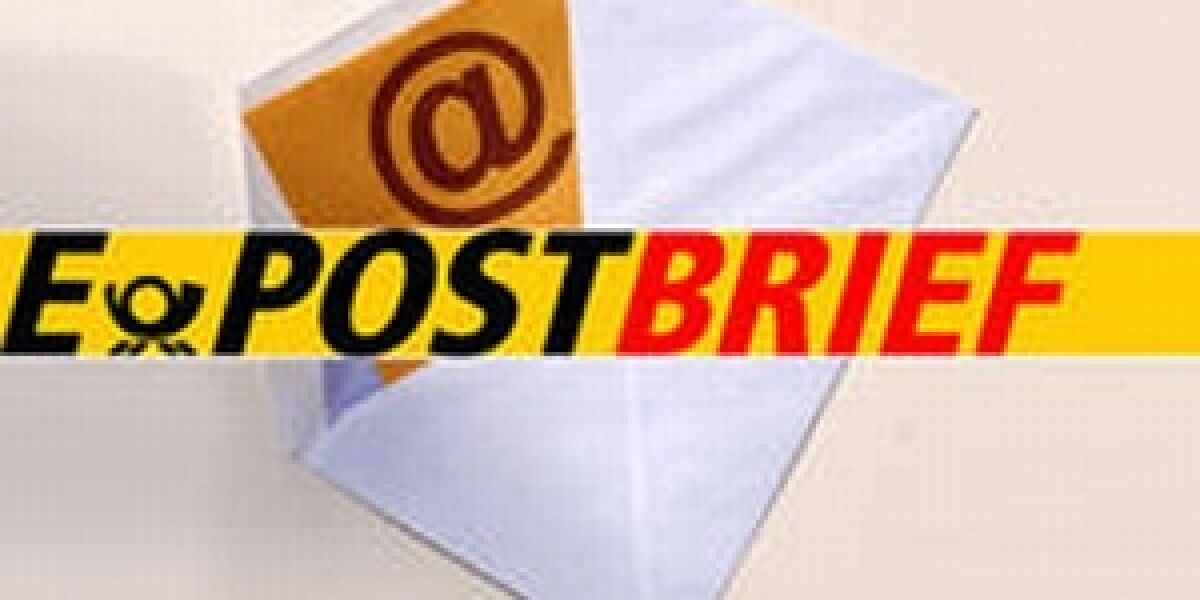SAP kooperiert mit Deutscher Post