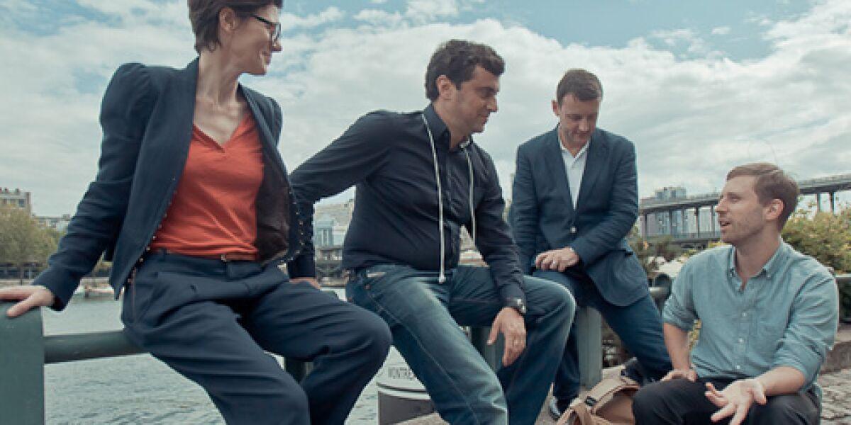 Vier Agenturen gründen The Box Network Europe