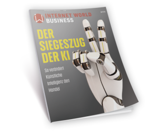 Internet World Business Cover 7/21