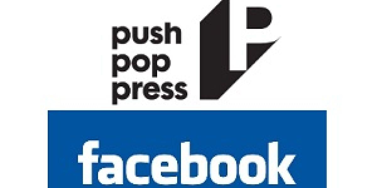 Buchdigitalisierungsdienst für Facebook