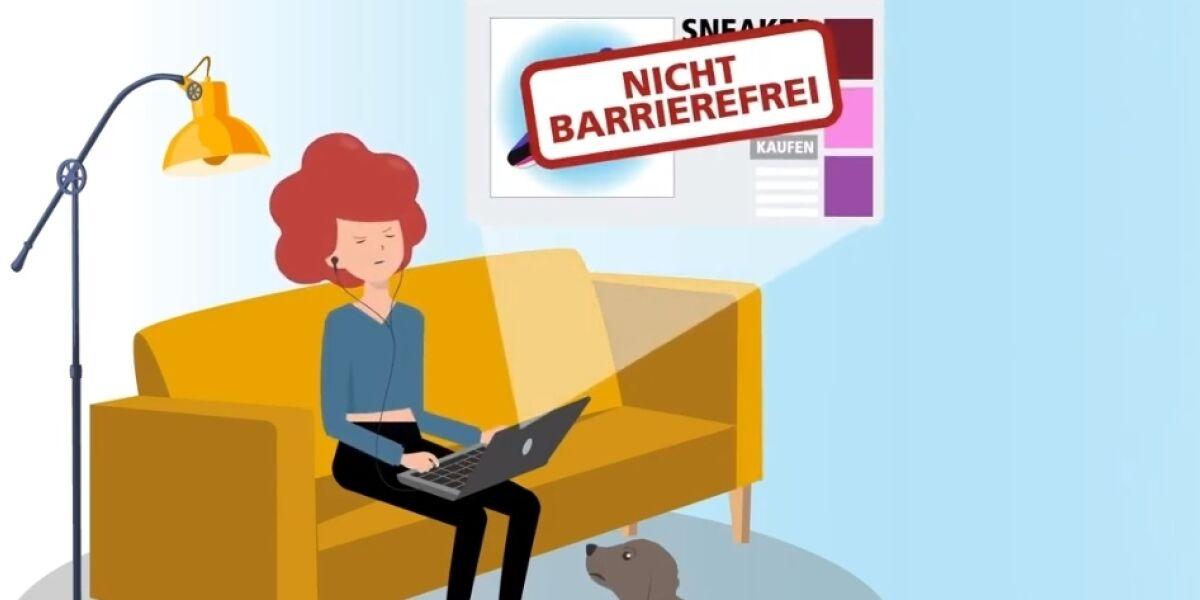 Barrierefreie Online-Shops sind nutzerfreundlich