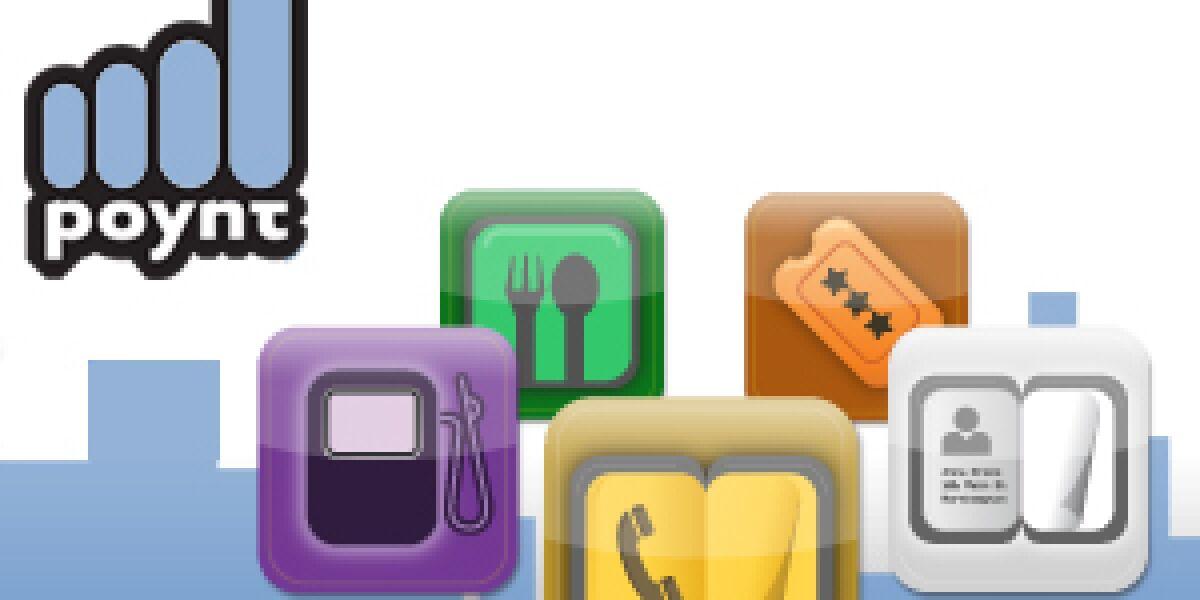 Poynt startet App für Windows Phone 7