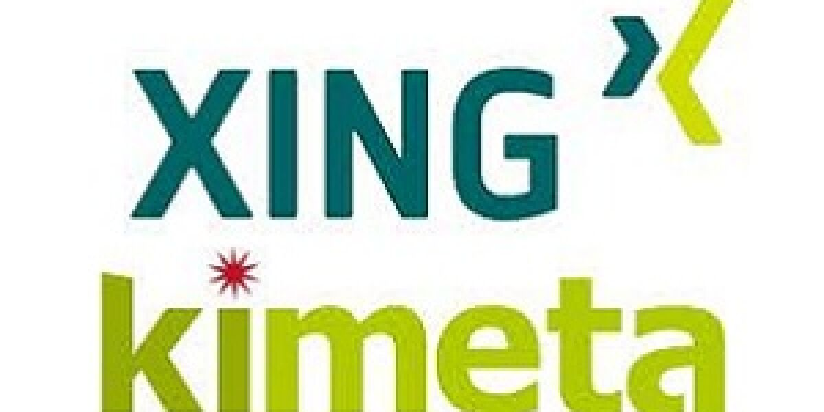 Xing kooperiert mit Kimeta