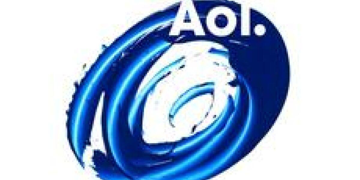Umsatzrückgang bei AOL