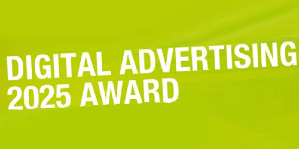 "BVDW lobt ""Digital Advertising 2025 Award"" aus"