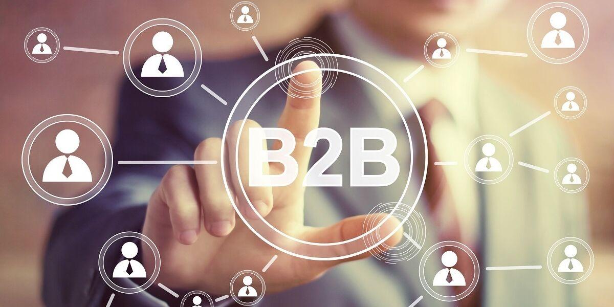 B2B-Symbol
