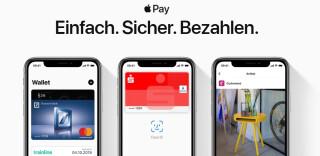 Mit der Girocard via Apple Pay im Onlineshop bezahlen