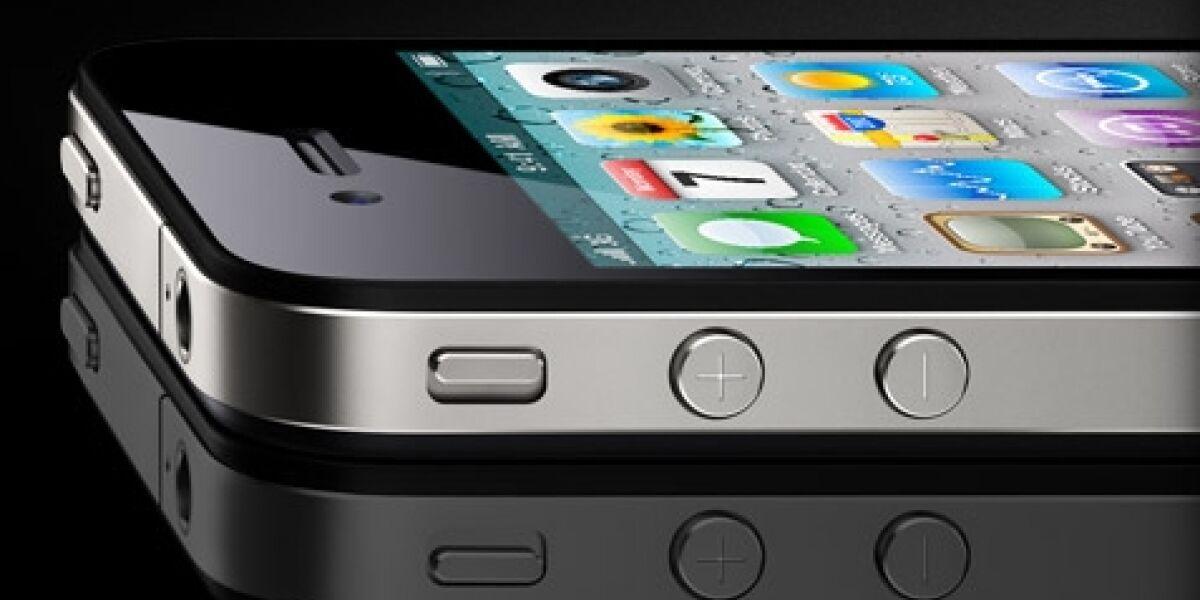 Apple plant Sparversion des iPhone 4