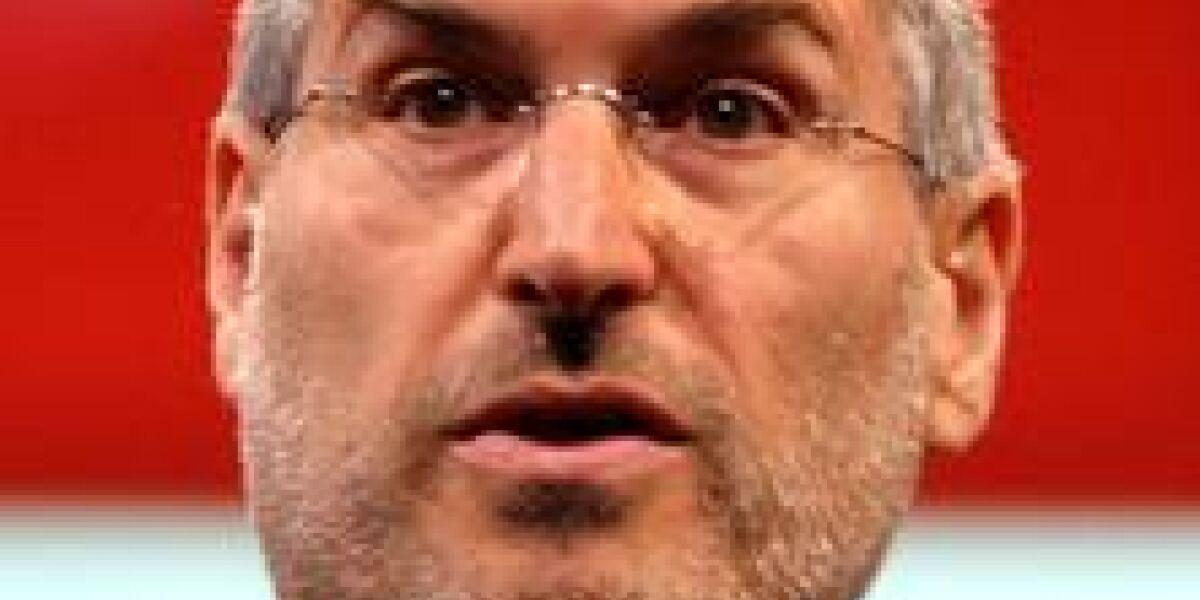 Rücktritt von Steve Jobs