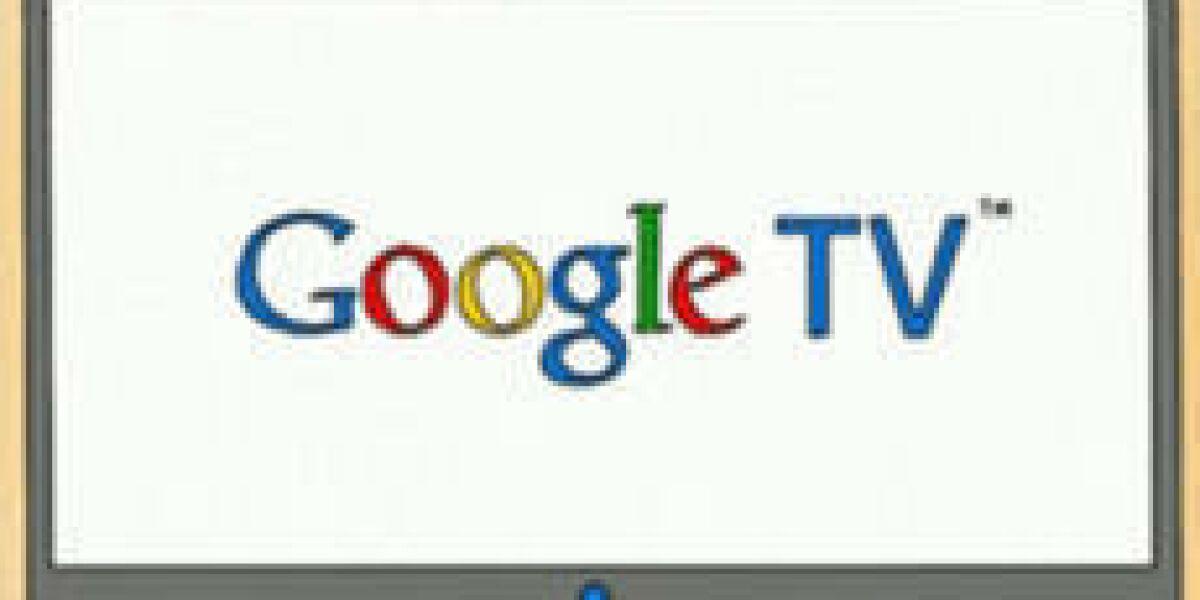 Google-TV schon ab 2012
