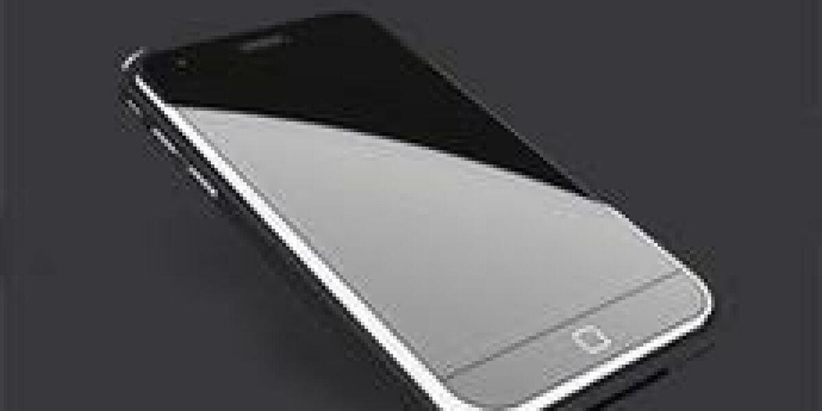 Apple-Mitarbeiter verliert iPhone 5-Prototypen