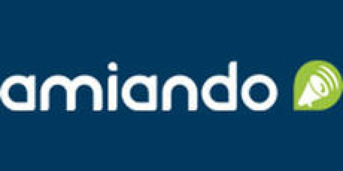 amiando nutzt Facebook als Verkaufskanal