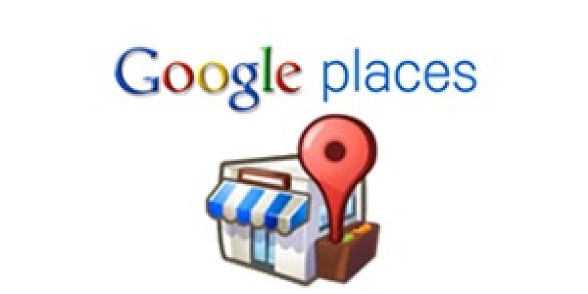 Falschmeldungen bei Google Places