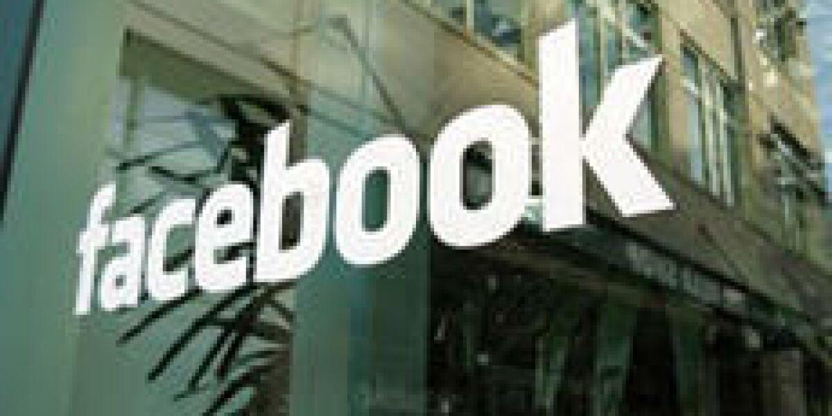 Halbjahreszahlen bei Facebook
