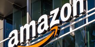 Amazon Schriftzug