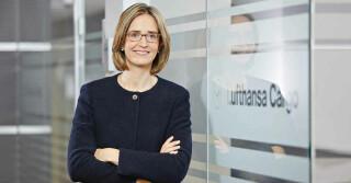 Dorothea von Boxberg, Lufthansa Cargo