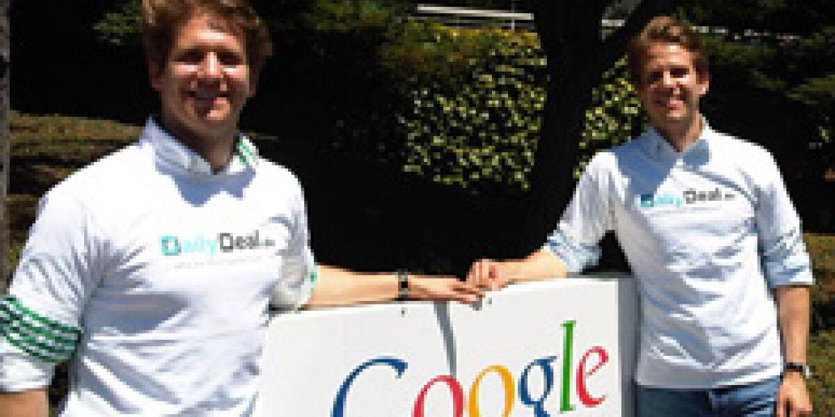 DailyDeal wird von Google übernommen