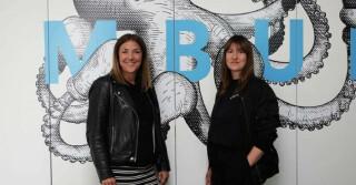 Marielle Wilsdorf und Barbara Dirscherl