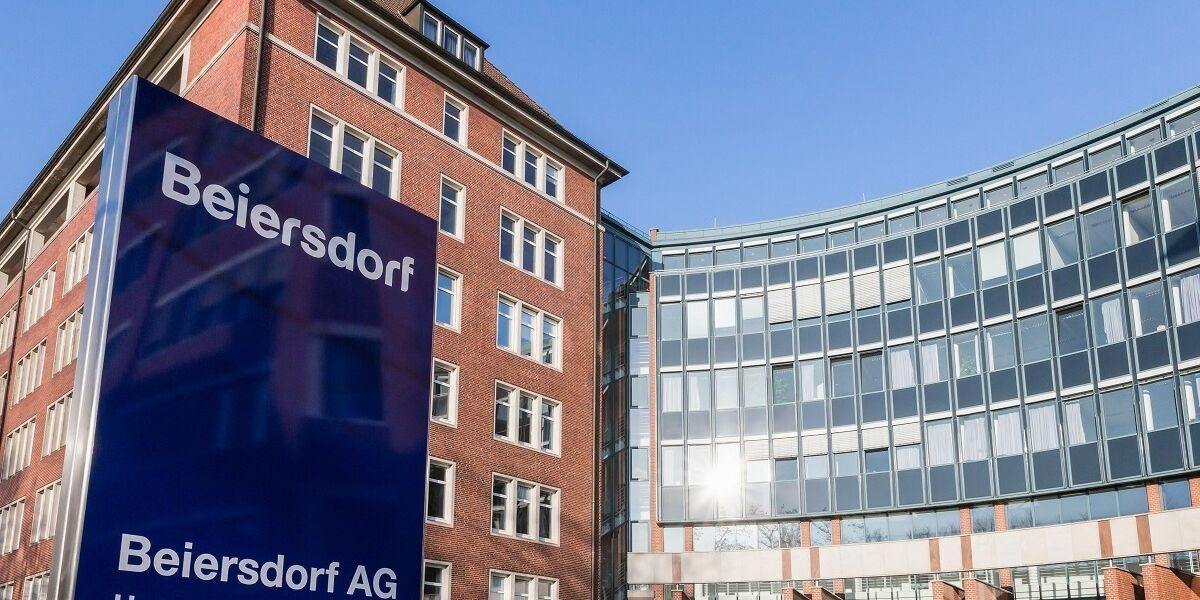 Beiersdorf Zentrale in Hamburg