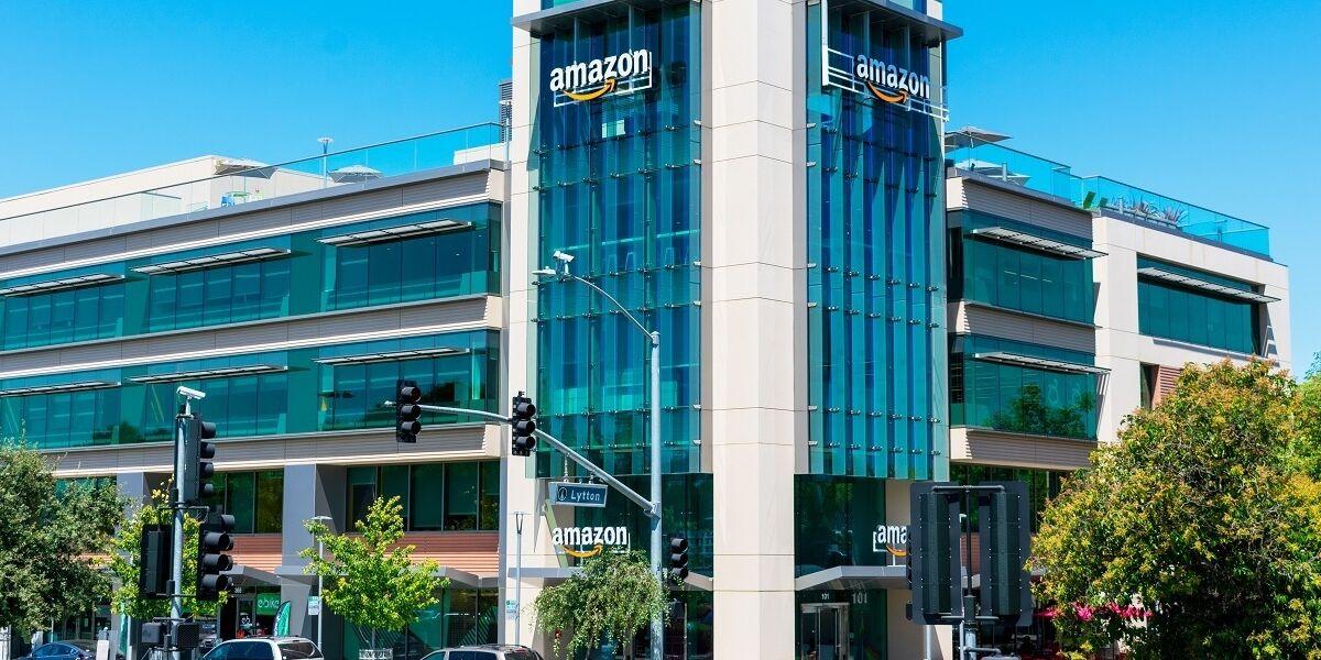 Amazon Standort in Palo Alto