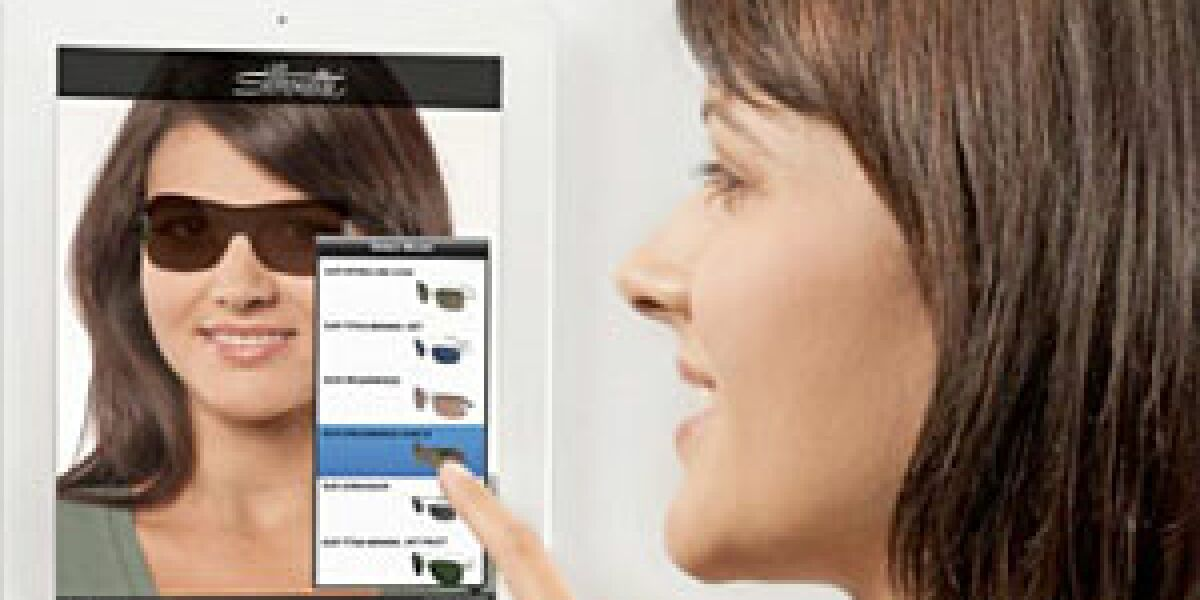 Silhouette startet Augmented-Reality-App