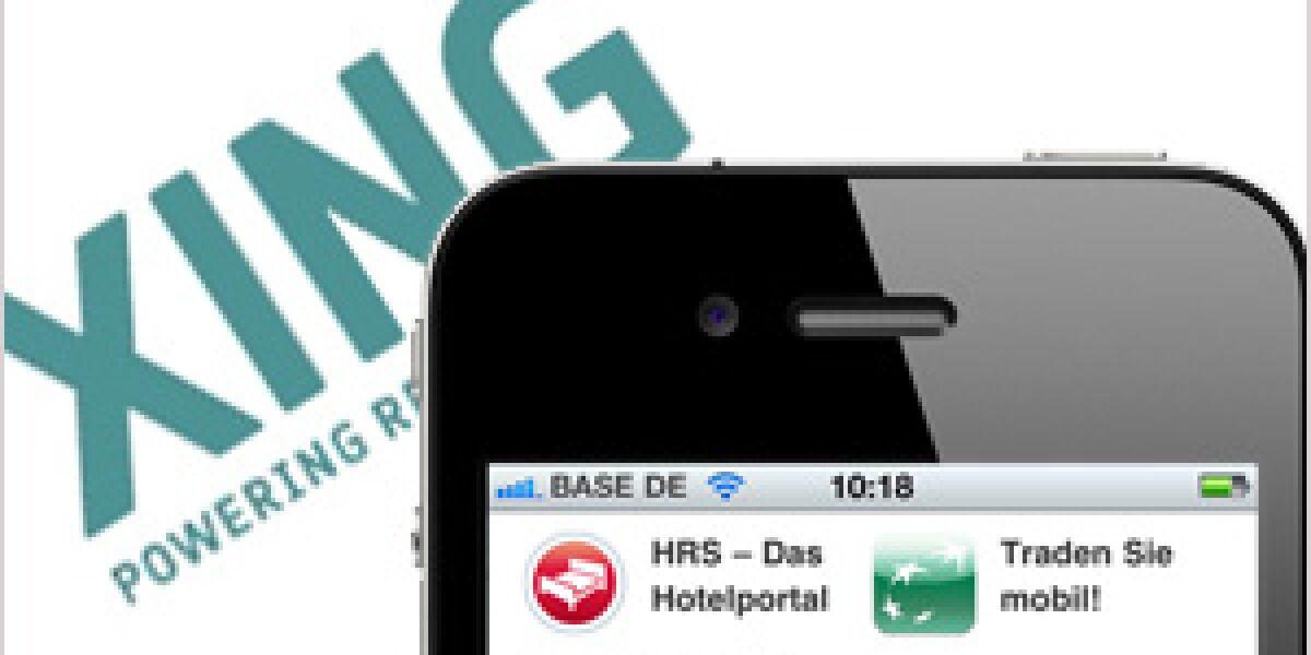 Xing startet neue mobile Werbeformen