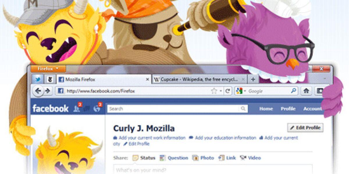 Mozilla veröffentlicht Firefox 7