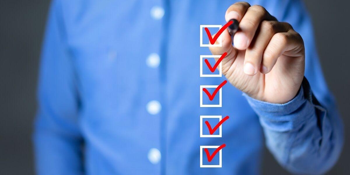 Checklisten-Symbole