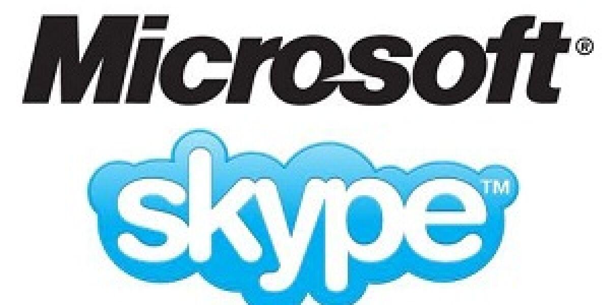 EU will Skype-Übernahme genehmigen