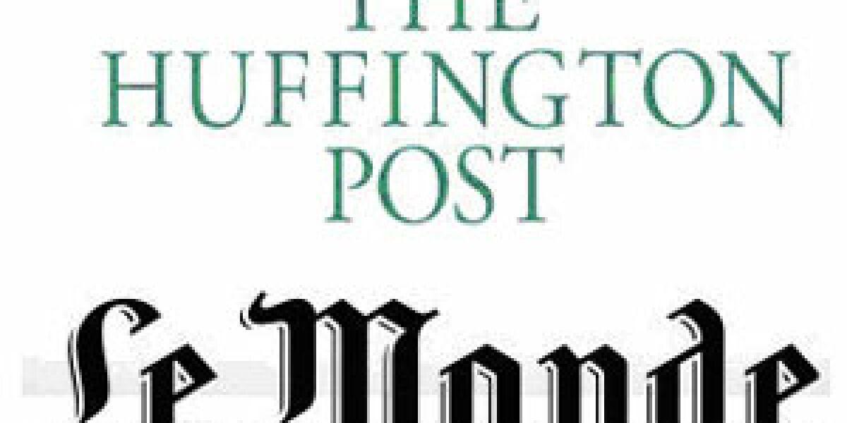 Huffington Post kommt nach Europa