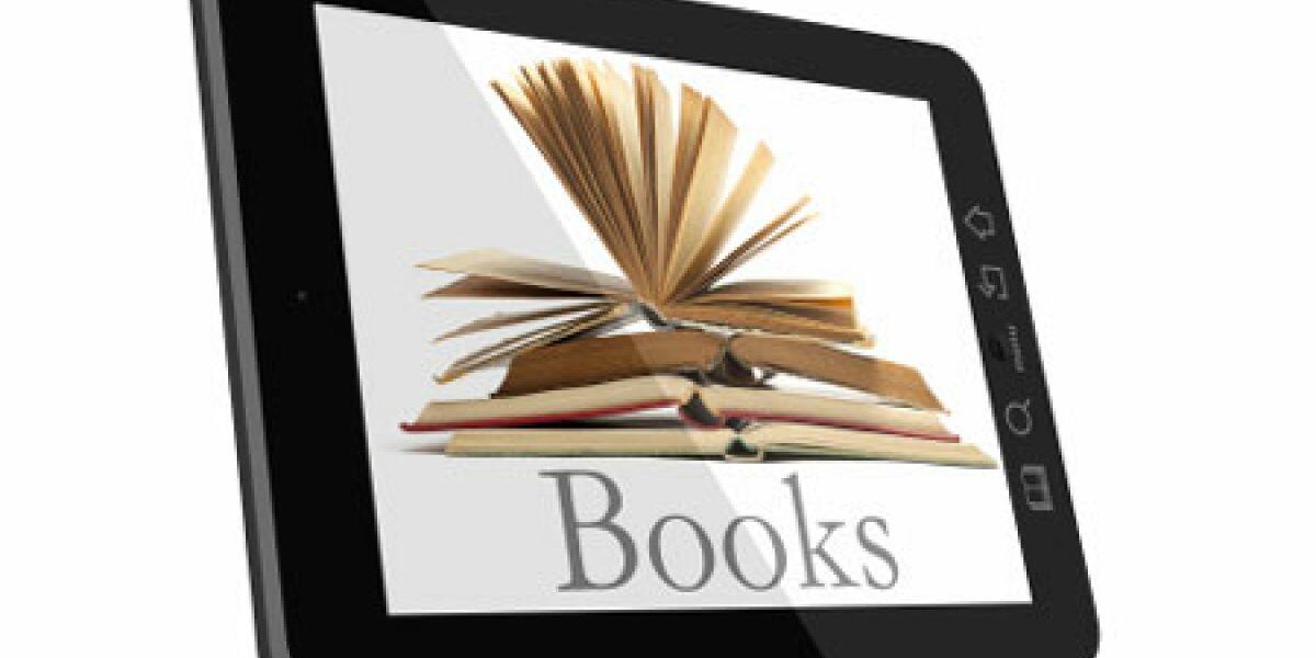 Deutscher Markt für elektronische Bücher (Foto: istockphoto.com/AdamRadosavljevic)