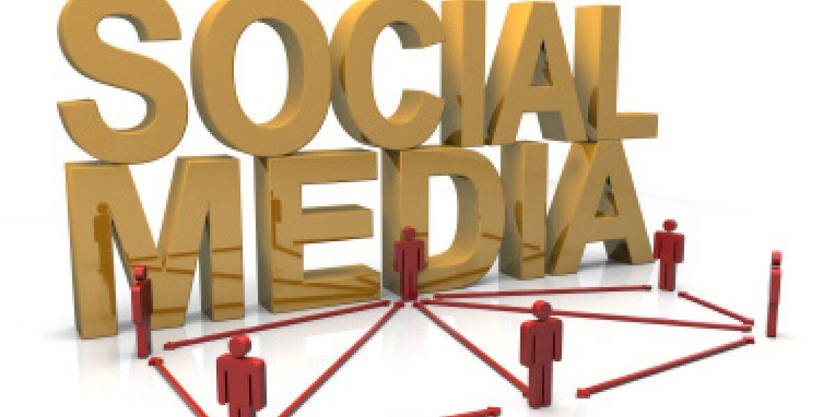 Social-Media-Umsatz erreicht 10,3 Milliarden US Dollar (Foto: istockphoto.com/parasoley)