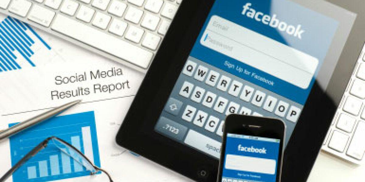 Werbung bei Facebook wird effizienter (Foto: istockphoto.com/courtneyk)