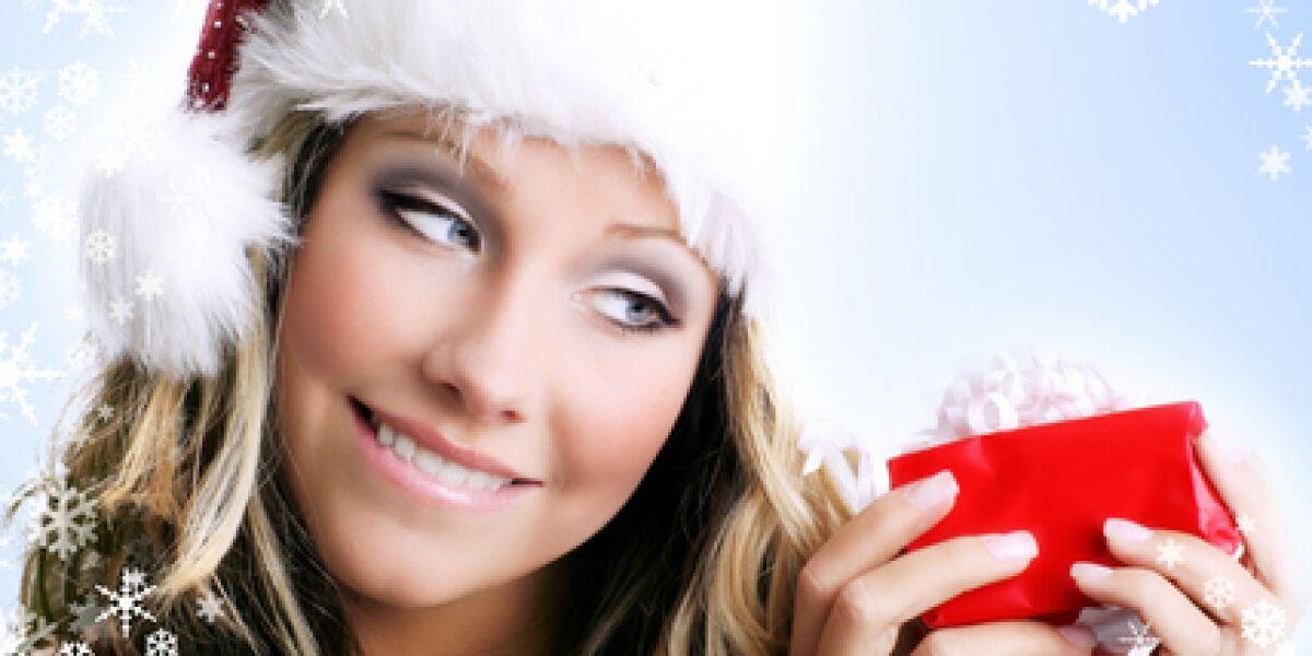 Sparen bei den Weihnachtsgeschenken