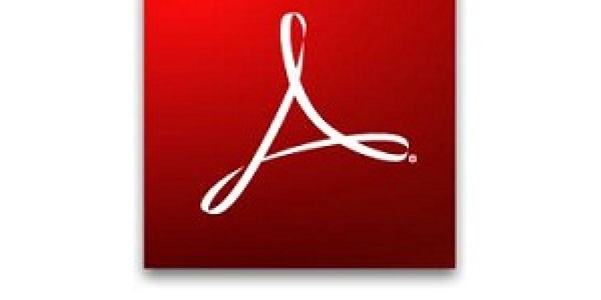 Adobe Reader für iOS