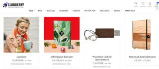 Clouberry Online Shop