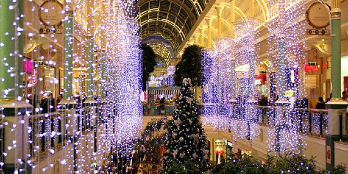 Prognosen fürs US-Weihnachtsgeschäft