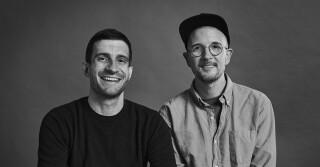 Tobias Heinze und Nicolai Shimmels