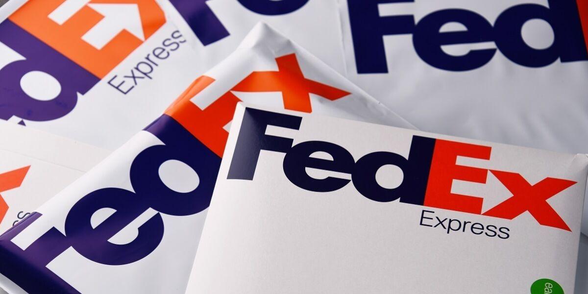 FedEx-Versandtaschen
