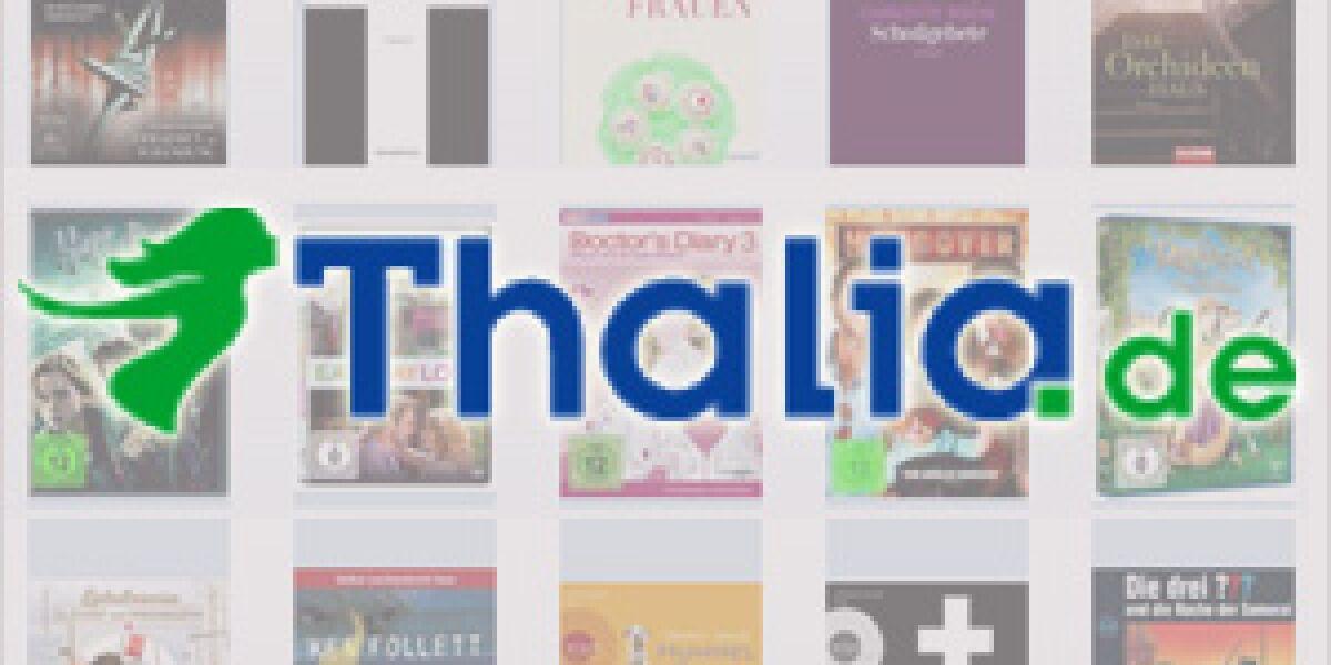 Relaunch vom Thalia-Onlineshop