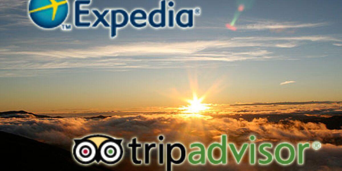 Expedia steigert Gewinn um 19 Prozent