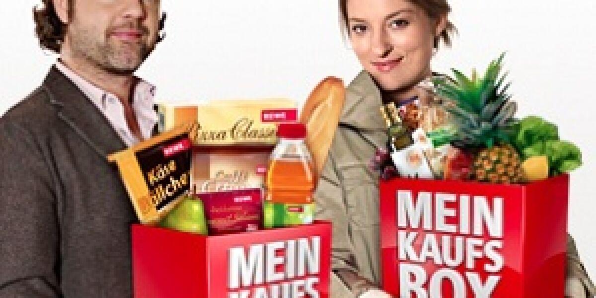 Relaunch von rewe.de