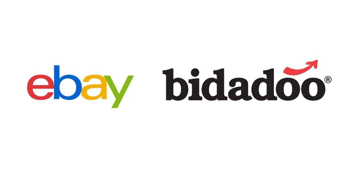 ebay bidadoo Logos