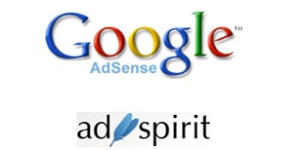 AdSpirit kooperiert mit Google AdSense