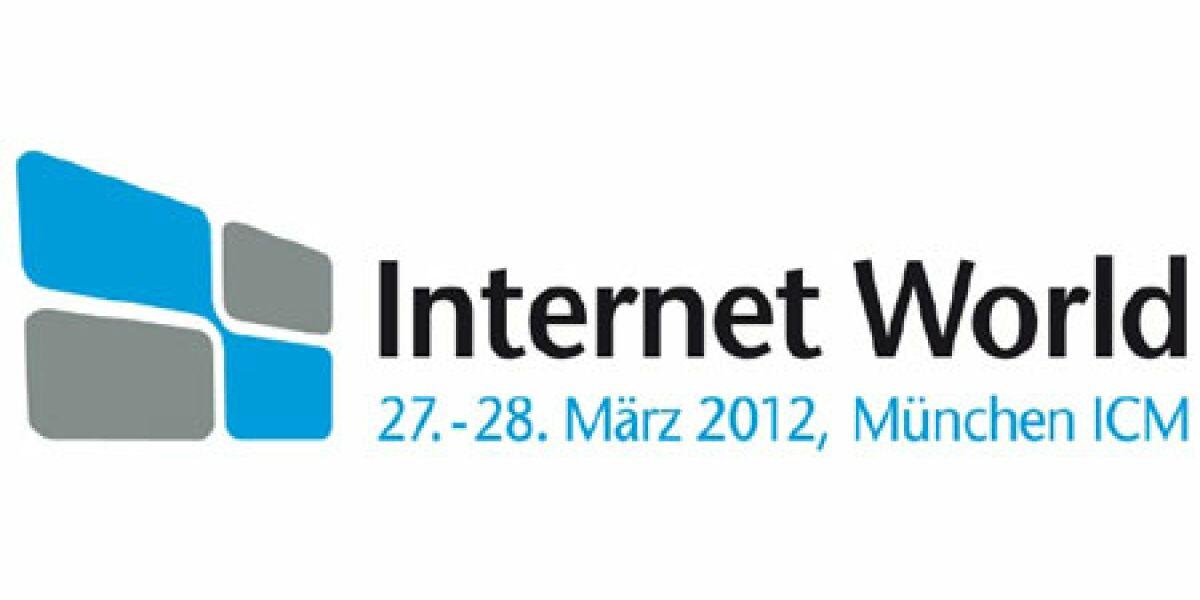 Internet World 2012 im März in München