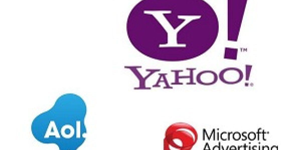 Werbevereinbarung zwischen Yahoo, AOL, Microsoft